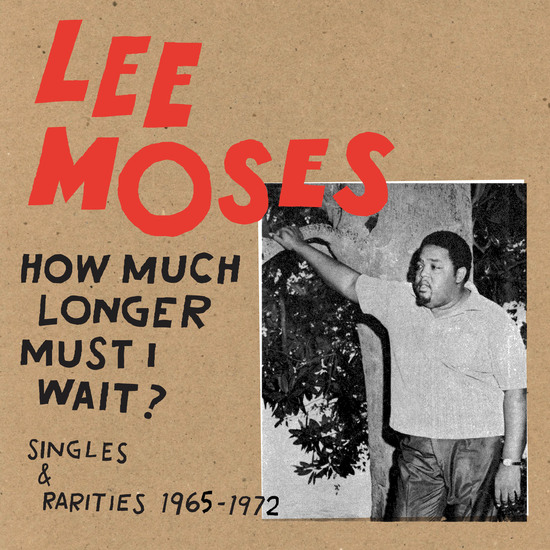 Lee Moses Funk Soul records