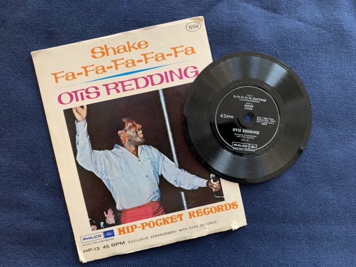 Otis Redding Hip Pocket
