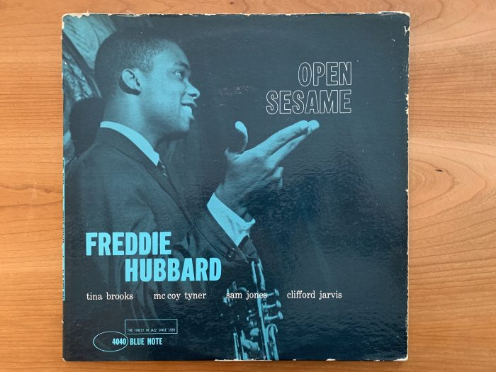 Open Sesame Blue Note Records