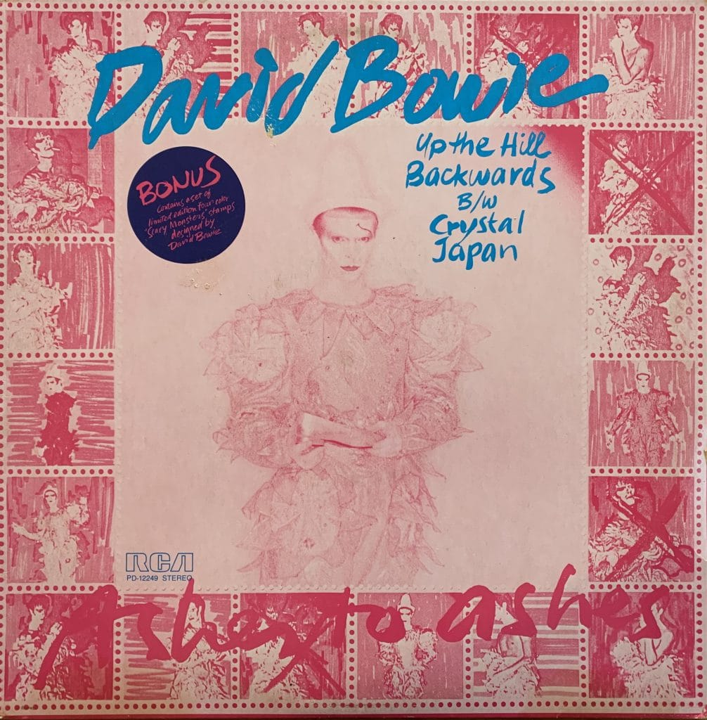 David Bowie Single